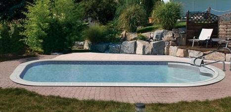 Modèle de piscine